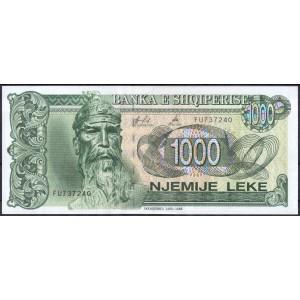 Албания 1000 лек 1996 - UNC