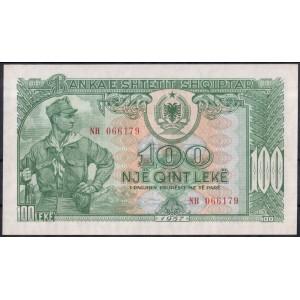 Албания 100 лек 1957 - UNC