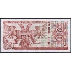 Албания 200 лек 1992 - UNC