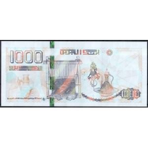 Алжир 1000 динаров 2018 - UNC