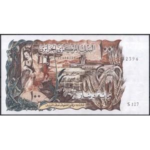 Алжир 100 динаров 1970 - UNC
