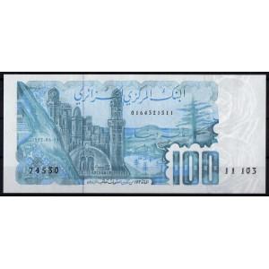 Алжир 100 динаров 1982 - UNC