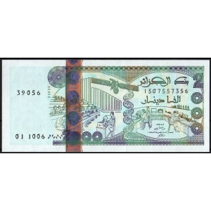 Алжир 2000 динаров 2011 - UNC