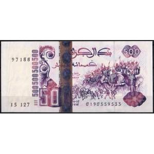 Алжир 500 динаров 1998 - UNC