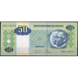 Ангола 50 кванза 2011 - UNC