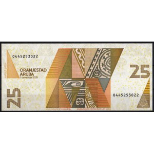 Аруба 25 флоринов 2003 - UNC