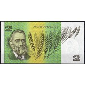 Австралия 2 доллара 1985 - UNC