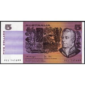Австралия 5 долларов 1979 - UNC