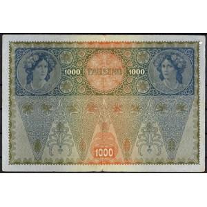 Австрия 1000 крон 1919 - G
