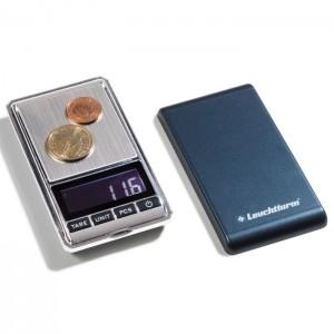 Карманные весы для монет LIBRA 500. Leuchtturm.