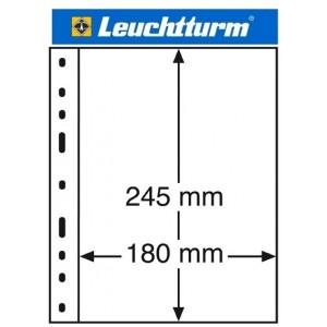 Лист в альбом OPTIMA 1C, на 1 бону. Leuchtturm. (Упаковка 10 штук)