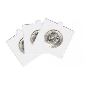 Холдер для монет самоклеющийся (Leuchtturm) 37,5 мм.