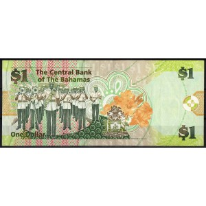 Багамские острова 1 доллар 2008 - UNC