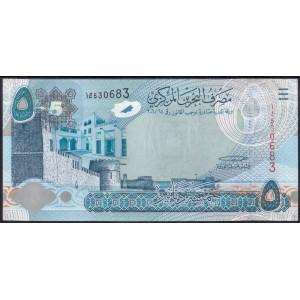 Бахрейн 5 динаров 2008 - UNC
