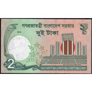 Бангладеш 2 така 2012 - UNC