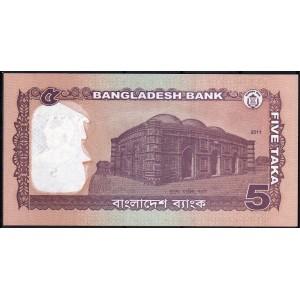 Бангладеш 5 так 2011 - UNC