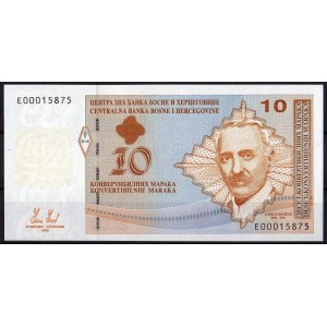 Босния и Герцеговина 10 марок 2008 - UNC