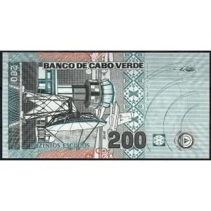 Кабо-Верде 200 эскудо 2005 - UNC