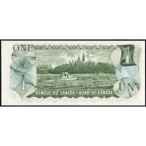Канада 1 доллар 1973 - UNC