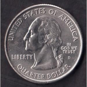 США 1/4 доллара 2007 (Idaho) - XF