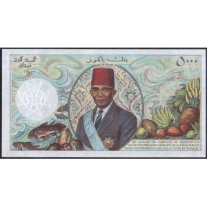 Коморские острова 5000 франков 1984 - UNC