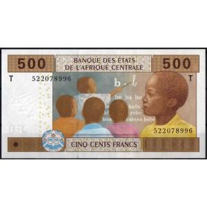 Конго 500 франков 2002 - UNC