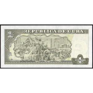 Куба 1 песо 2010 - UNC