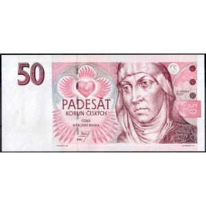 Чехия 50 крон 1994 - UNC