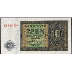 ГДР 10 марок 1948 - UNC