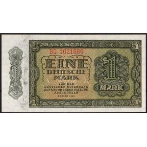 ГДР 1 марка 1948 - UNC