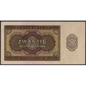 ГДР 20 марок 1948 - UNC