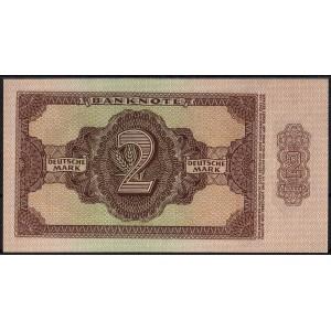 ГДР 2 марки 1948 - UNC