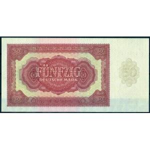 ГДР 50 марок 1955 - UNC
