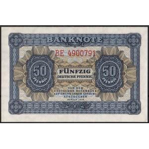 ГДР 50 пфеннигов 1948 - UNC