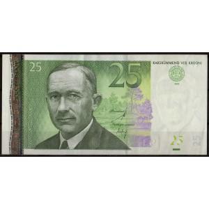 Эстония 25 крон 2007 - XF