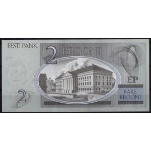 Эстония 2 кроны 2006 - UNC