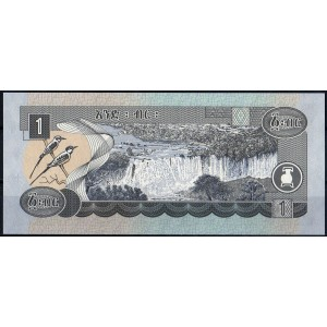 Эфиопия 1 быр 2006 - UNC