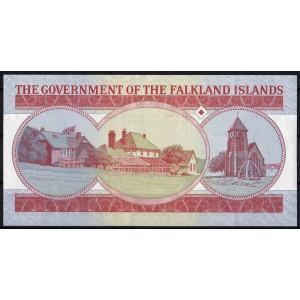 Фолклендские острова 5 фунтов 2005 - UNC