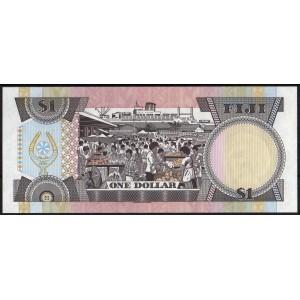 Фиджи 1 доллар 1987 - UNC