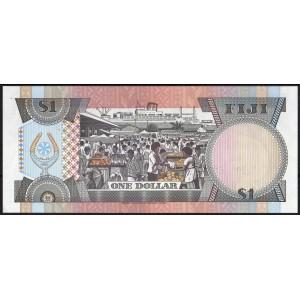 Фиджи 1 доллар 1993 - UNC