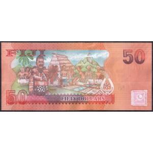 Фиджи 50 долларов 2012 - UNC