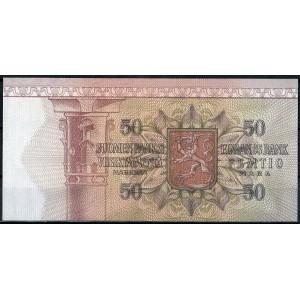 Финляндия 50 марок 1977 - UNC