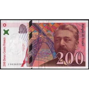 Франция 200 франков 1996 - XF