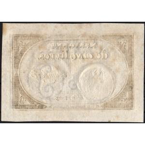 Франция 5 ливров 1793 - AUNC