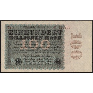 Германия 100 000 000 марок 1923 - UNC