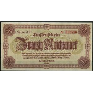 Германия 20 марок 1945 - UNC