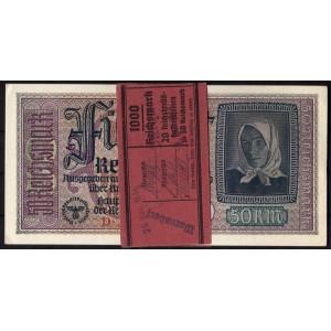 Германия 50 марок 1940 - AUNC