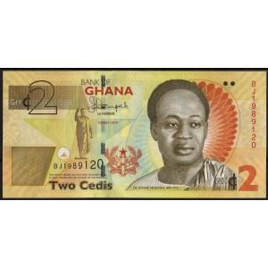 Гана 2 седи 2010 - UNC