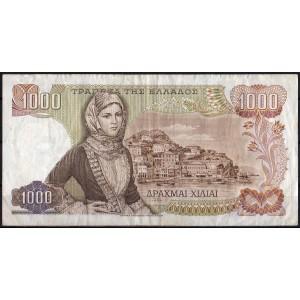 Греция 1000 драхм 1970 - VF+