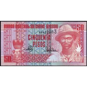Гвинея - Биссау 50 песо 1990 - UNC